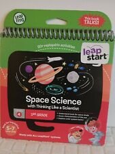 LeapFrog LeapStart 1st Grade Activity Book: Space Science USED
