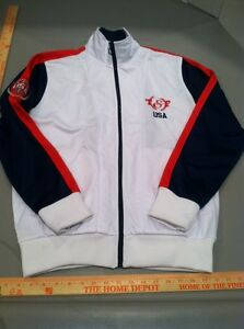 Track & Field USA 88 Small Jacket