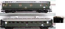 Fleischmann N 858045 858863 Postwagen + 3.Klasse DRB Ep.IIb NEU zu 781201 717471