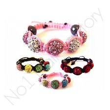 Kids Shamballa Bracelet Buy One Get One Free Czech Crystals