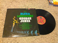 LP Blues & Lonesome George Jones