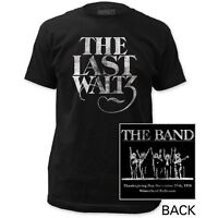 The Band The Last Waltz Winter Ballroom Vintage Concert Tour T-shirt S M L XL 2X