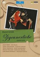Franz Lehar Gypsy Love DVD NEW Janet Perry Ion Buzea Dallapozza Wallner Region 0
