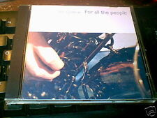 "John Goldman ""For All The People"" MINT cd"