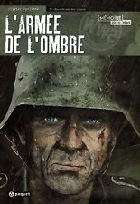 L'ARMEE DE L'OMBRE/ANGEL WINGS CURIEUX JOURNAL TETE BECHE PUB HORS COMMERC