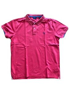 Gant Contrast Collar Polo Shirt Wie Neu