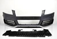 Für Audi A5 8T RS5 Look Stoßstange 07-12 Wabengrill Bumper Kühlergrill Spoiler