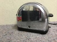Vintage Sunbeam T9 Toaster With Good Cord-Gets Hot