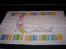 "Dr. Seuss ""Cat in the Hat"" Pillowcase"