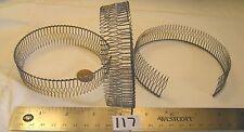 3 Hair Comb Band Findings 77 teeth Craft Jewelry Bead Rhinestone Wedding DIY Lot