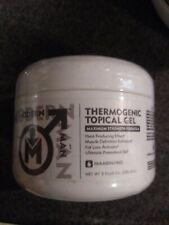Modern Man Thermogenic Fat Burning Cream - Belly Fat Burner for Men - Skin Tight