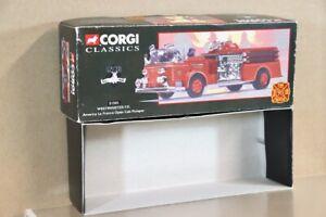CORGI ARCHIVE PRE PRODUCTION MODEL 51501 AMERICAN La France WESTMINSTER SAMPLE