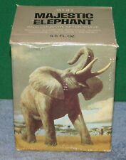 Vintage Majestic Elephant Wild Country After Shave by Avon - New In Box
