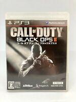 Sony PS3 PLAYSTATION - Call Of Duty Noir Ops II - Japon Version De