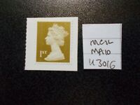 GB 2011~Security Machin~1st~SG U3016~MCIL~MA10~~Unmounted Mint~UK Seller