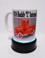 BUDDY L Collector MUG INTERNATIONAL HARVESTER LIL BABY Custom Coffee Cup 50's