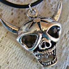 GOTHIC _ SKULL  _  NECKLACE  -- (GREAT_CHRISTMAS_GIFT)