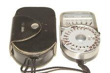 Weston EuroMaster  vintage exposure meter