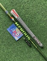 Project X Hzrdus Smoke Green PVD Graphite Driver/Fairway Shaft Build Your Shaft