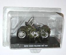 Deagostini-Moto Guzzi Falcone (1967) Carabinieri-Moto Modelo Escala 1:24