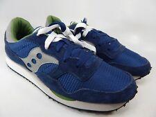 Saucony DXN Trainer S70124-37 Size 9 M (D) EU 42.5 Men's Running Shoes Navy Blue