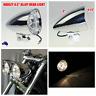 2x Chrome billet head light Harley sporster softail chopper bobber dyna FXR FXST