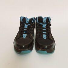 Nike Jordan Mens US 10 melo m6 black blue 2009 Hi Top Sneakers Shoes 375372-071