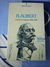 FLAUBERT HENRI TROYAT