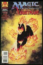 Magic The Gathering Nightmare One-Shot Comic Sword & Sorcery Melissa Benson WotC