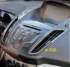 Ford Kuga ab 2013 - Carbon Style Rahmen Mitte Lüftung