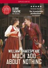 Shakespeare - Much Ado About Nothing (DVD, 2012) + FREE POSTAGE.