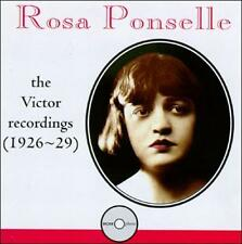 Rosa Ponselle: Victor Recordings 1926-1929
