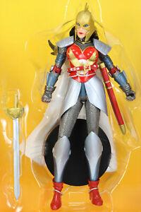 DC Direct Collectibles Flashpoint WONDER WOMAN Complete Box Set Action Figure