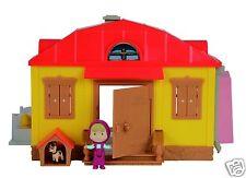 Juguete TV La Casa de Masha y el Oso con Figuras y Acesorios de Simba Novedad