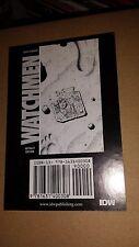 Dave Gibbons' Watchmen Artist's Artist Artifact Edition HC IDW Comics 2014