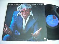 Horace Silver Silver 'N Brass 1975 Stereo LP VG++