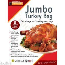 10 Oven Roasting Roast Meat Fish Salmon Vegetables Veg Roasting Cooking Bags