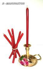 Runde Deko-Kerzen & -Teelichter mit Honig für besondere Anlässe