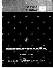 Marantz 1030, 1040, 1050, 1060, 1070, 1090 Manuals on CD
