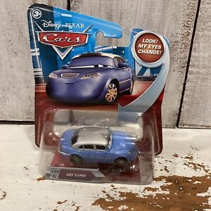 1 Disney Pixar Cars Jay Limo Look my Eyes Change - Lenticular Series #122