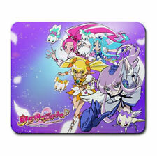 Heartcatch Precure! anime colorful Vibrant gaming computer pc mouse pad