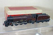 Trix Ttr 3 Tren Pre-guerra Lms 4-6-2 Princess Class Loco 6201 en Caja Mc