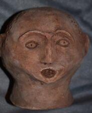 "Sale! Maitum Burial Head, Mindinao, Prehistoric 7"" Prov"