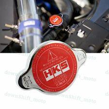 JDM HKS D1 Racing Radiator Cap S Type Red For NISSAN SUBARU MITSUBISHI MAZDA