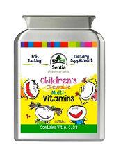 Multi vitamins x 120 for children - Fab Tasting vits - Best Kids Vitamin A C D3