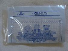 DMC Cross Stitch Kit - Friends - NEW
