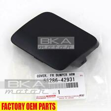 53286-42931 Toyota 06-09 RAV4 Sport Genuine OEM LH Bumper Tow Bracket Hole Cover
