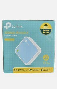 TP-Link TL-WR802N 300Mbps Wireless Mini Pocket Router / AP / WiFi Range Extender