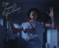 R. LEE ERMEY SIGNED AUTOGRAPHED FULL METAL JACKET PHOTO TO JEFF