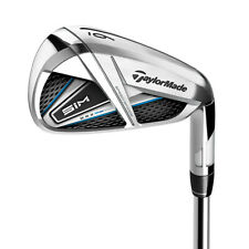NEW 2020 TaylorMade SIM Max Irons 5-PW, AW Graphite Regular RH